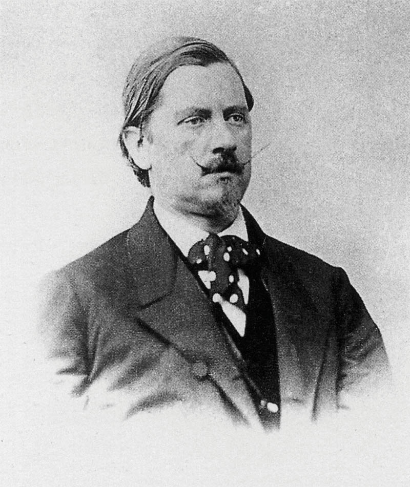 Hungarian author Kertbeny