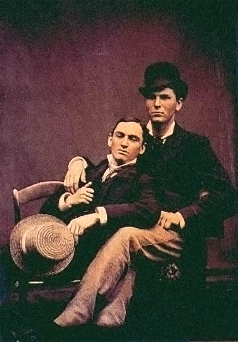 Friends in the Victorian era, or is there more?