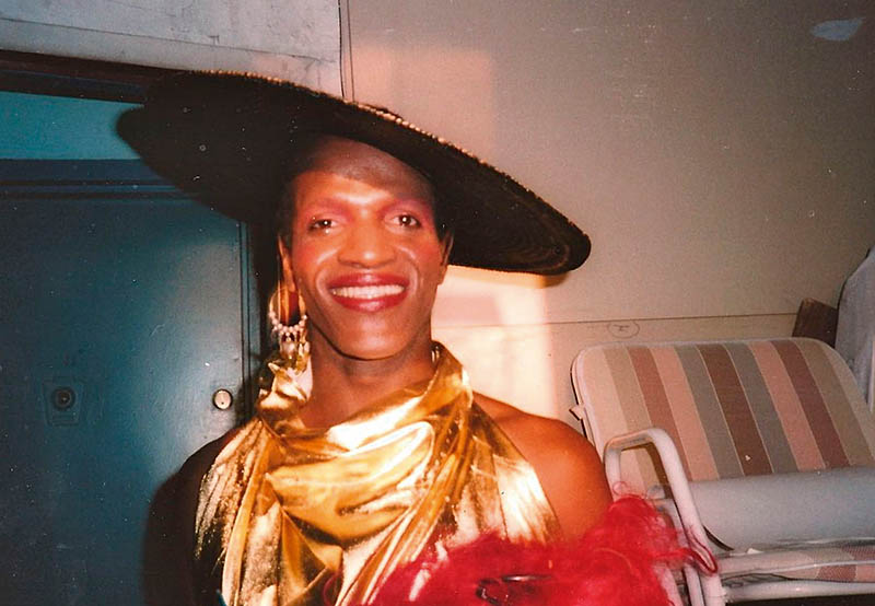 Marsha P. Johnson (1945-1992)
