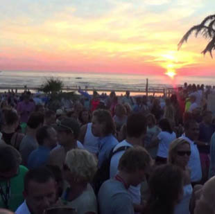 Pride at the Beach: Dance, Tuesday Aug 01