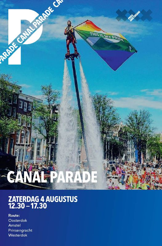 Canal Parade 2018, Saturday Aug 04