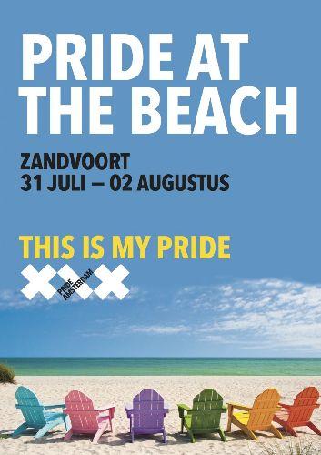 Pride at the Beach, Monday Jul 31