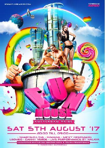Funhouse XXL, Saturday Aug 05