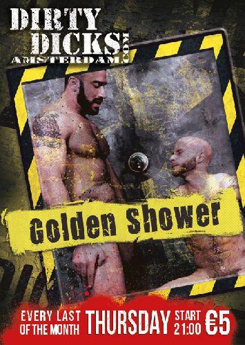 Golden Shower, Thursday Oct 26