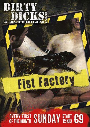 Fist Factory, Sunday Aug 06