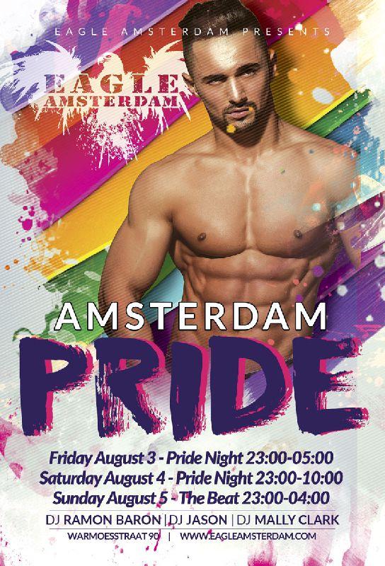 Pride Night, Friday Aug 03