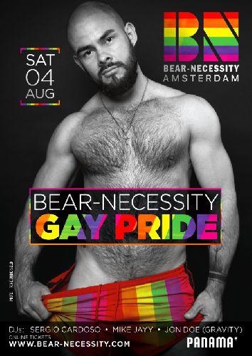 Bear-Necessity Gay Pride, Saturday Aug 04