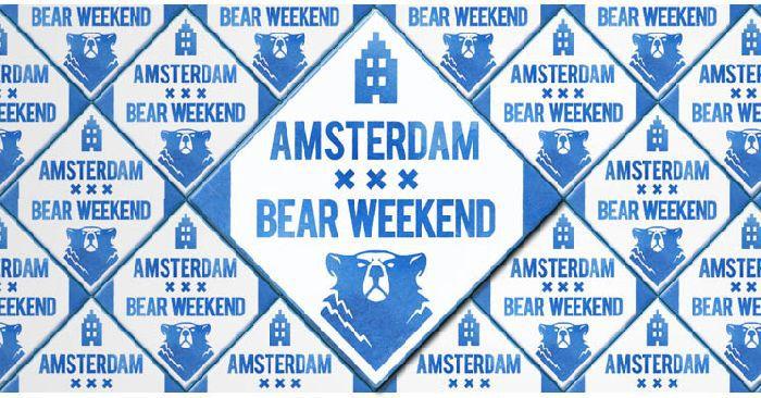 Amsterdam Bear Weekend, mrt 01- mrt 04, 2018