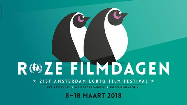 Roze Filmdagen, mrt 08- mrt 18, 2018