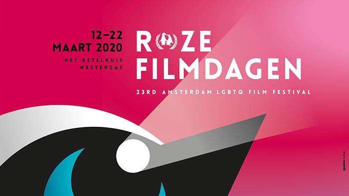 Roze Filmdagen, mrt 12- mrt 22, 2020
