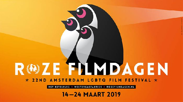 Roze Filmdagen, March 14- March 24, 2019