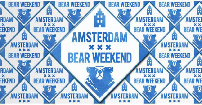 Amsterdam Bear Weekend, Mar 19- Mar 22, 2020